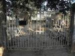 Zambia, Copperbelt, NDOLA district, Kansenji, Jewish Cemetery