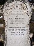 DEMPSEY Mary Carr -1919 :: DEMPSEY Winifred Sutton 1911-2003