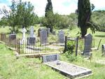 Eastern Cape, FORT BEAUFORT district, Post Retief, Cemetery