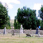 Eastern Cape, CATHCART district, Winston 110, cemetery