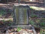 Western Cape, RIVERSDALE district, Albertinia, Driekuilen 298_1, Driekuilen farm cemetery