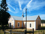 Eastern Cape, HANKEY, Congregational Church cemetery