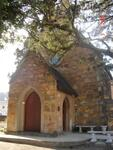 Western Cape, CALEDON, Holy Trinity Church, church yard