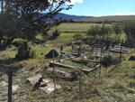 Western Cape, CALEDON district, Hartebeeste River 607_6, Die Meul, farm cemetery