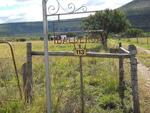 Eastern Cape, FORT BEAUFORT district, Frisch Gewaagd 54, Balderja, farm cemetery