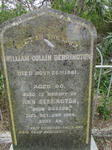 BERRINGTON William Collin -1881 & Ann HOBSON -1894