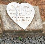 Eastern Cape, UITENHAGE district, Wolwefontein, Vaalefontein 12, Vaalfontein, farm cemetery