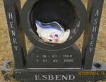ESBEND Henry Ashley 1984-2006