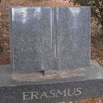 ERASMUS William 1925- & Beatrix 1936-1986
