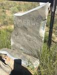 Eastern Cape, CRADOCK district, Strydomskraal, single grave