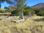 Eastern Cape, CRADOCK district, Schuil Hoek 242, Beletskloof, farm cemetery