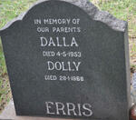 ERRIS Dalla -1953 :: ERRIS Dolly -1968
