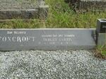 FOXCROFT Dudley Curtis 1900-1973 & Thora Eileen 1910-2006 :: CORSON James 1925-1996 & Joy 1932-1979
