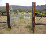 Western Cape, CERES district, Riet Rivier, Grootrivier, farm cemetery