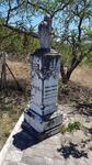 Eastern Cape, FORT BEAUFORT district, Fort Fordyce State Forest, Mpofu Game Reserve, farm cemeteries