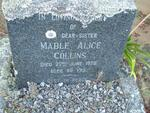 COLLINS Mable Alice -1958