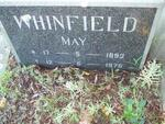WHINFIELD May 1893-1978