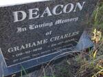 DEACON Grahame Charles 1919-2000