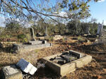 2. Overview of farm cemetery at Smitskraal, Fort Beaufort