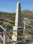 Western Cape, CALITZDORP district, Rooibergpas, Groene Fontein 57, Single memorial