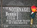 NOTHNAGEL Bennie 1937-2004