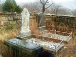 Free State, BETHLEHEM district, Clarens, Clifton 530, farm cemetery