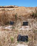 Free State, BETHLEHEM district, Clarens, Riffontein 982, farm cemetery