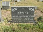 TAYLOR Lawrence 1915-1987 & Daphne Theresa HEWITT 1923-2005