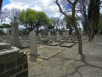 Western Cape, BEAUFORT-WEST, Bird street, Historical cemetery